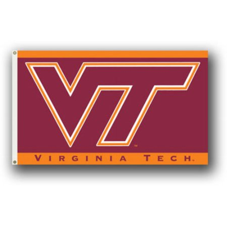 NCAA Virginia Tech Hokies 3' X 5' Flag