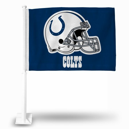 NFL Indianapolis Colts Car Flag