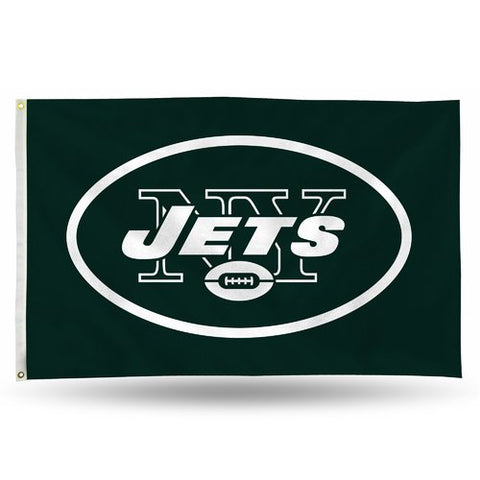 NFL New York Jets 3' x 5' Flag Banner