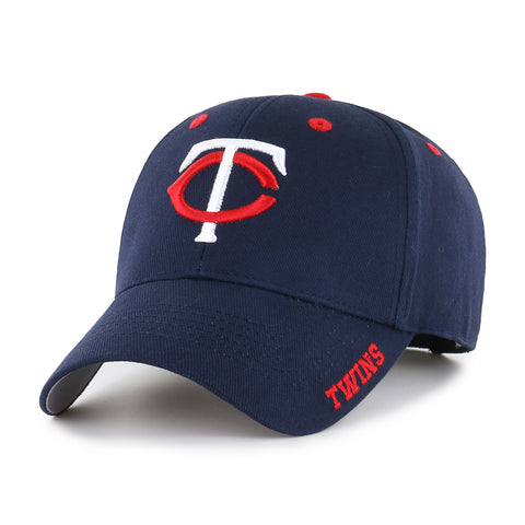 MLB Minnesota Twins Frost Adjustable Hat