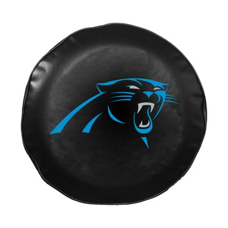 NFL Carolina Panthers Large Tire Cover