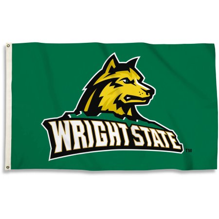 NCAA Wright State 3'x5' Flag