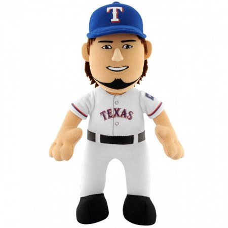 "MLB Texas Rangers Yu Darvish 10"" Plush Figure, White"