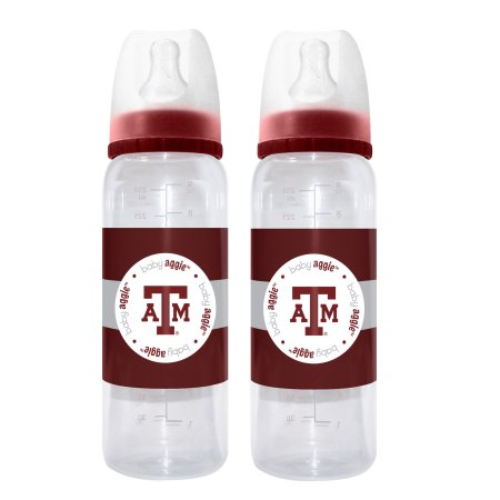 NCAA Texas A&M Aggies Baby Bottle 2-Pack