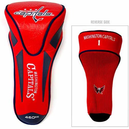 NHL Washington Capitals Single Apex Driver Head Cover