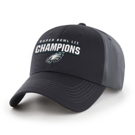 NFL Super Bowl LII Champs Philadelphia Eagles Mass Blackball Hat