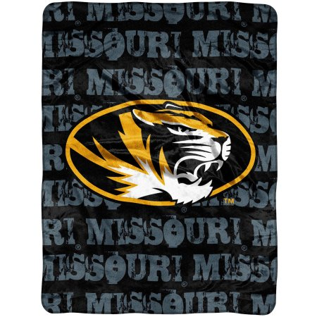 Missouri Tigers 46x60 Micro Raschel Throw Blanket