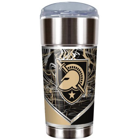 "NCAA Army Mules ""The EAGLE"" 24 oz Vacuum Insulated Stainless Steel Tumbler"