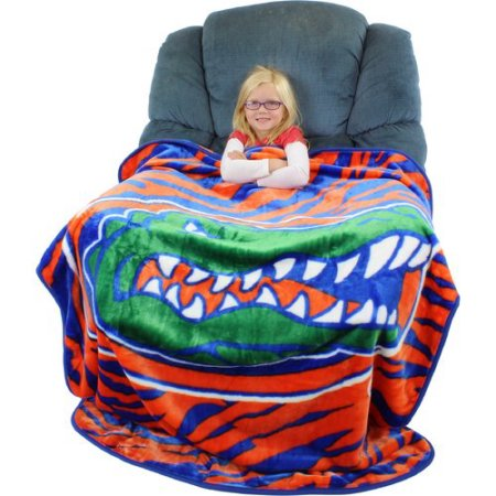 College Covers Flordia Gators Throw Blanket
