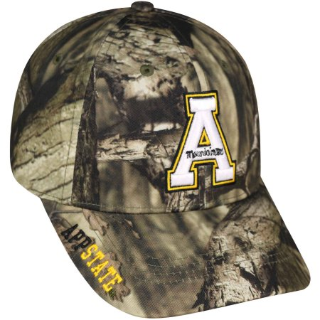 NCAA Men's Appalachian State Mountaineers Mossy Hat \ Cap
