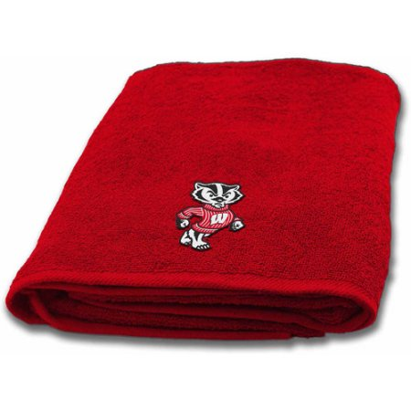 NCAA Wisconsin Badgers Bath Towel