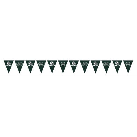 NFL New York Jets Flag Banner