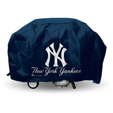 MLB New York Yankees Vinyl Grill Cover