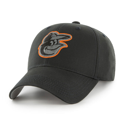 MLB Baltimore Orioles Black Mass Adjustable Hat