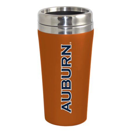 NCAA Auburn University Tigers 16 oz Double Walled Travel Tumbler
