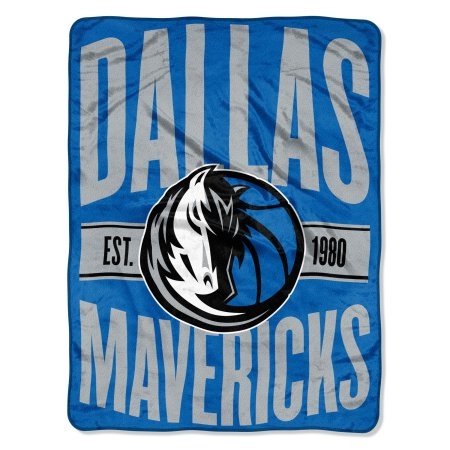 "NBA Dallas Mavericks ""Clear Out"" 46""x 60"" Micro Raschel Throw Blanket"