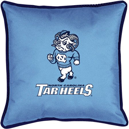 NCAA University of North Carolina Sidelines Toss Pillow