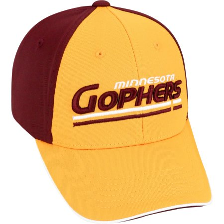 NCAA University of Minnesota Golden Gophers Away Two Tone Baseball Hat \ Cap