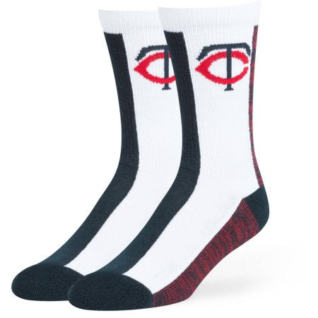 MLB Minnesota Twins Everett Crew Socks