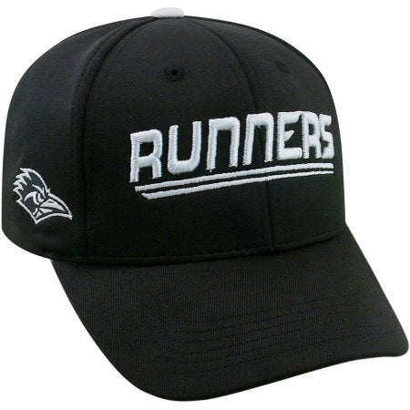 NCAA University of Texas San Antonio Roadrunners Black Baseball Hat \ Cap