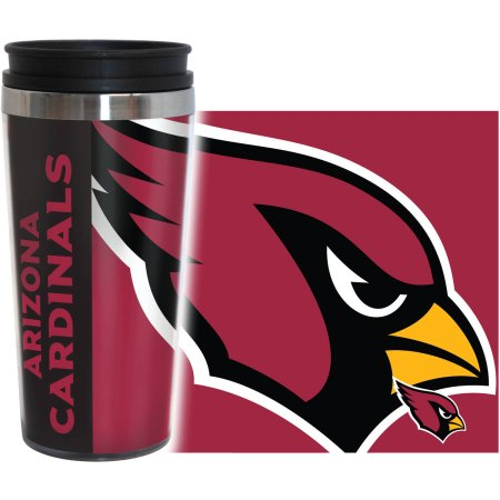 NFL Arizona Cardinals 2-Pack Hype Travel Tumbler