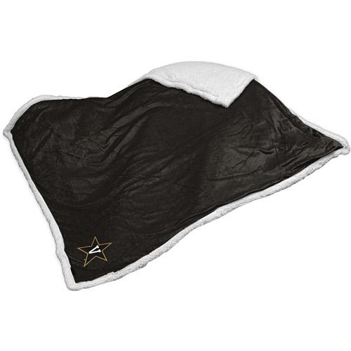 Logo Chair NCAA Vanderbilt Sherpa Throw