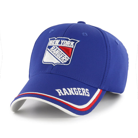 NHL New York Rangers Forest Adjustable Hat