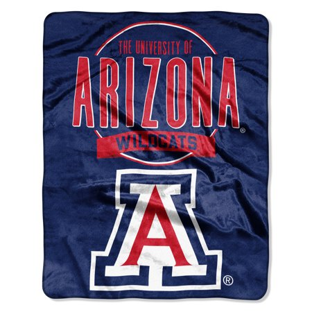 "NCAA Arizona Wildcats ""Frame Up"" - Silk Touch Throw Blanket, 55"" x 70"""