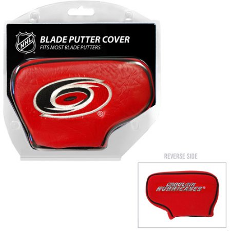 Team Golf NHL Carolina Hurricanes Golf Blade Putter Cover