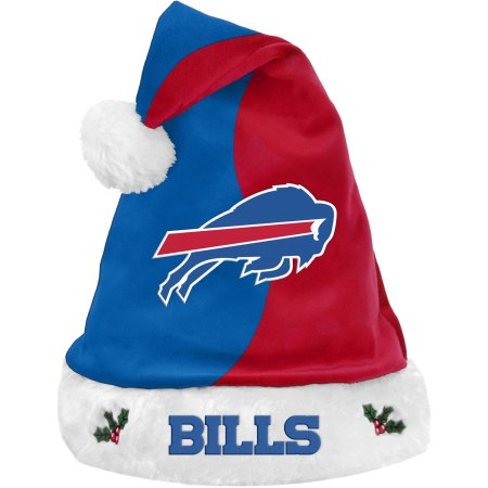 Forever Collectibles NFL Santa Hat - Buffalo Bills