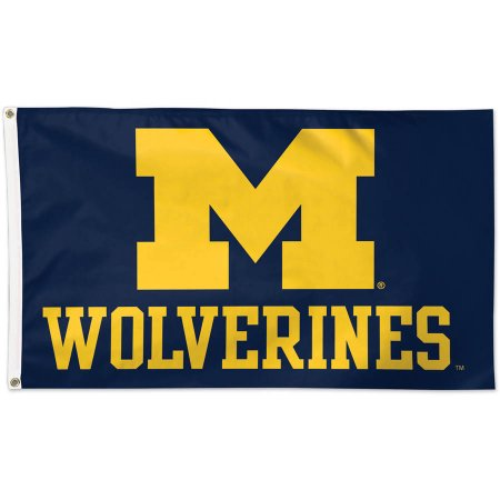NCAA Michigan Wolverines 3' x 5' Flag