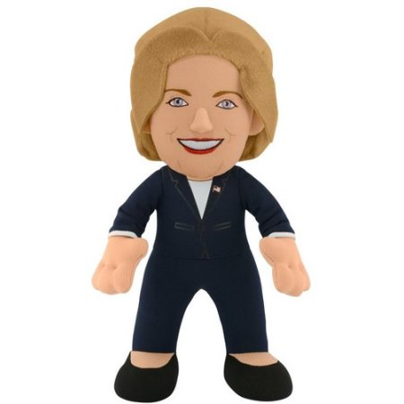 BILL CLINTON 10PLUSH FIGURE