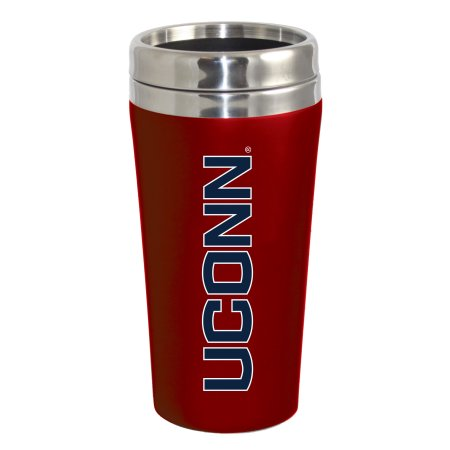 NCAA Connecticut Huskies Double Walled Travel Tumbler