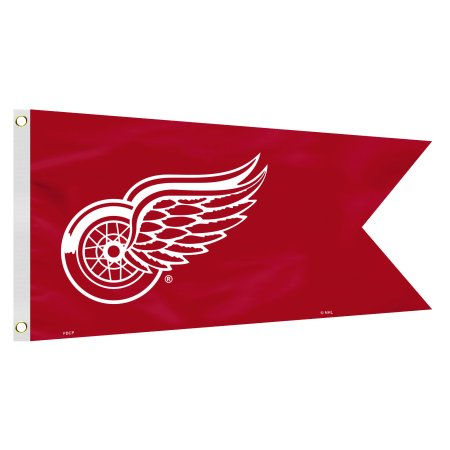 NHL Detroit Red Wings Boat Flag