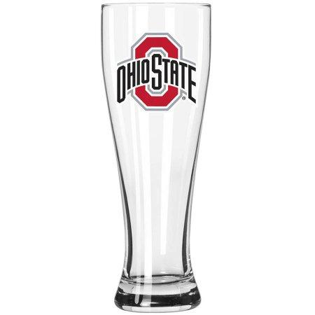 Boelter Brands NCAA Ohio State Buckeyes 23-Ounce Grand Pilsner with Full Color Team Logo