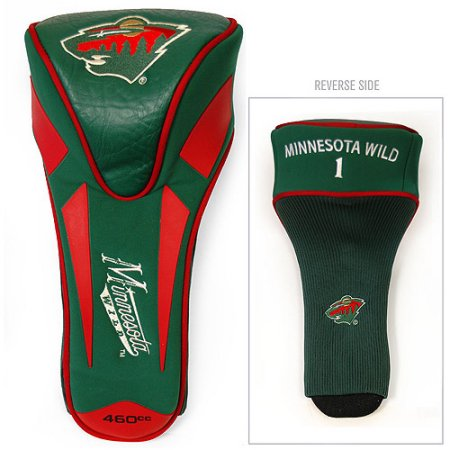 NHL Minnesota Wild Single Apex Driver Head Cover
