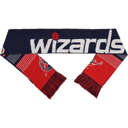 NBA Washington Wizards Reversible Split Logo Scarf