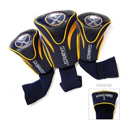 NHL Buffalo Sabres 3 Pack Contour Head Covers