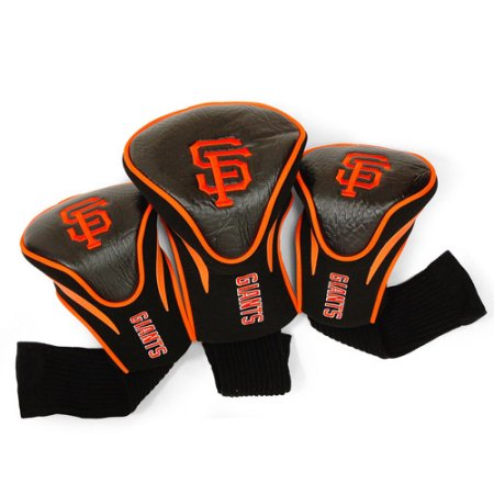 MLB San Francisco Giants 3 Pack Contour Head Covers