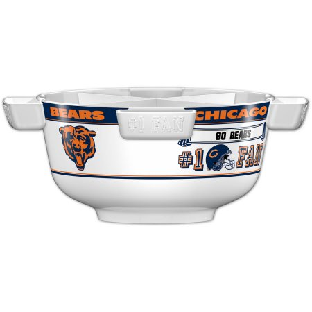 NFL Chicago Bears Party Bowl Set