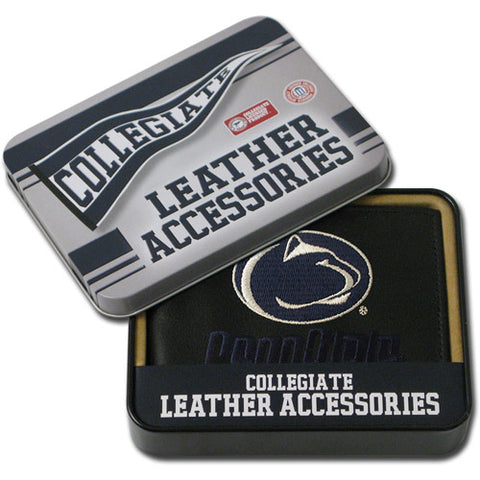 NCAA Men's Penn State Nittany Lions Embroidered Billfold Wallet