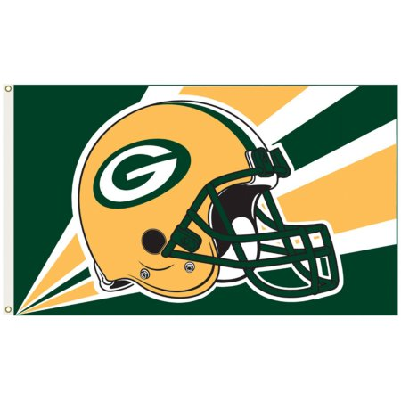NFL Green Bay Packers 3' x 5' Flag
