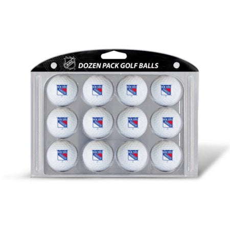 NHL New York Rangers Golf Balls, 12 Pack