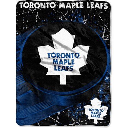 "NHL Toronto Maple Leafs ""Ice Dash"" 46"" x 60"" Micro Raschel Throw"