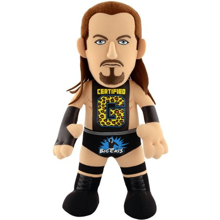 "Bleacher Creatures WWE Big Cass 10"" Plush Figure"