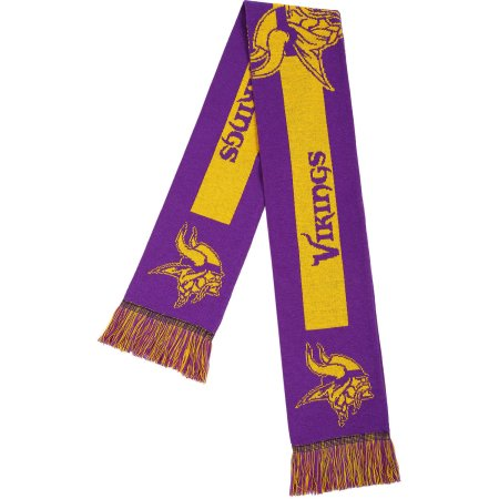 NFL Minnesota Vikings Adult Big Logo Scarf