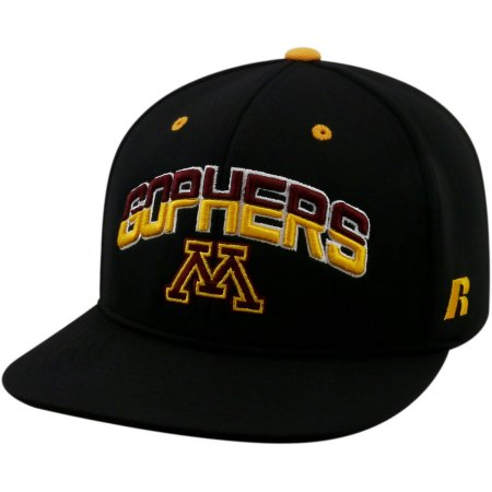 NCAA University of Minnesota Golden Gophers Flatbill Baseball Hat \ Cap
