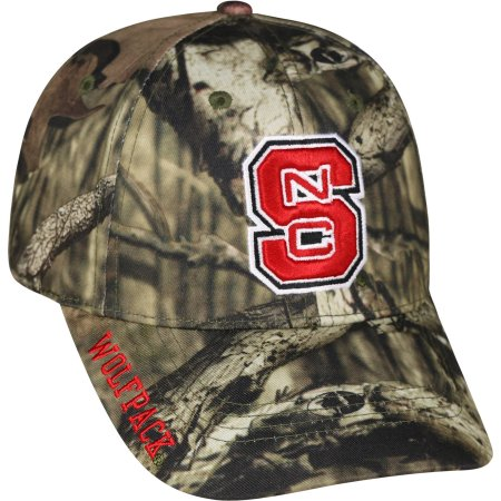 NCAA Men's North Carolina State Wolfpack Mossy Hat \ Cap
