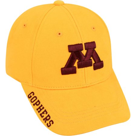 University Of Minnesota Golden Gophers Away Baseball Hat \ Cap