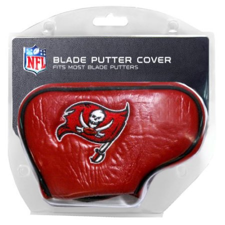Team Golf NFL Tampa Bay Buccaneers Golf Blade Putter Cover